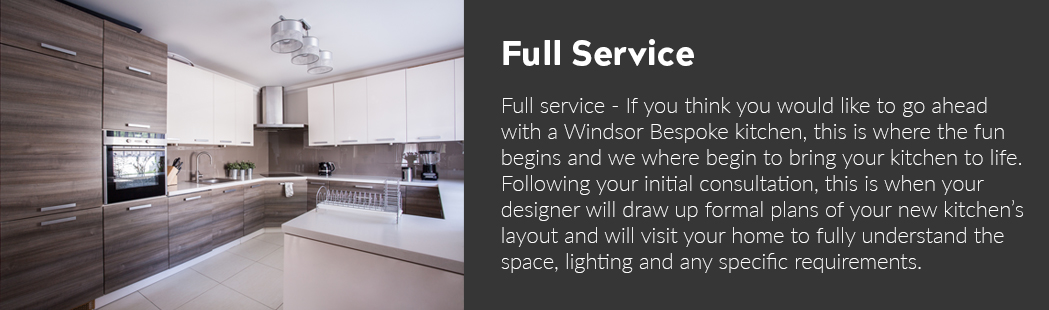 What Is Included In Full Design Service