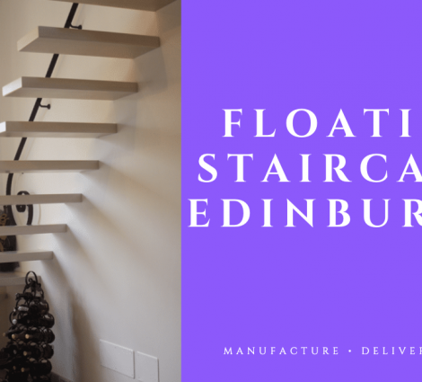 Floating Staircases Edinburgh