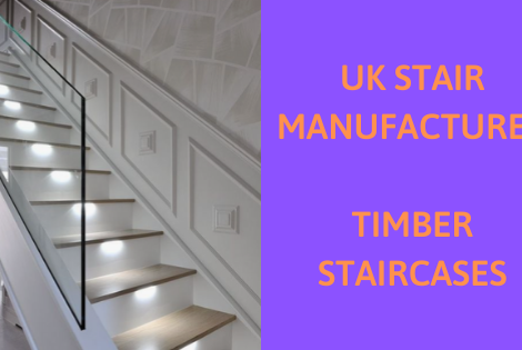 UK Stair Manufacturer | Timber Staircases
