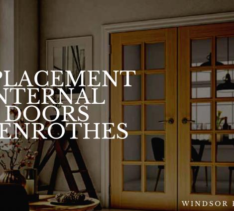 Replacement Internal Doors Glenrothes