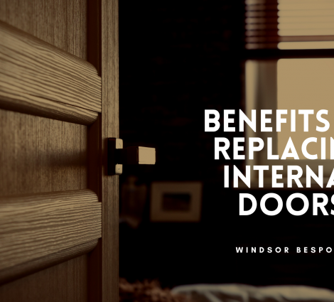 Benefits of Interior Door Replacement