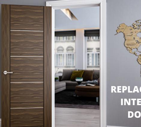 Replacement Internal Doors Fife