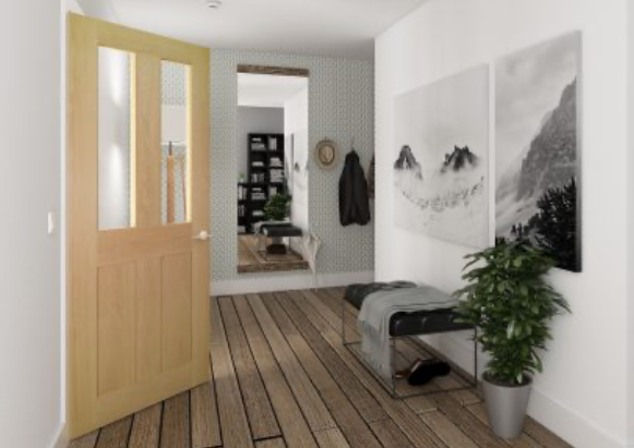 Oak Internal Doors Fife