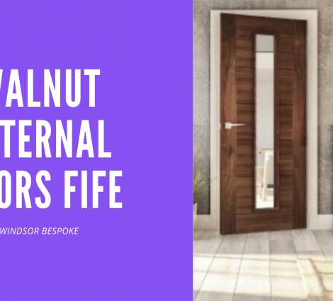 Walnut Internal Doors Fife