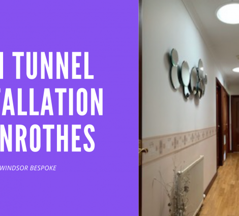 Sun Tunnel Installation Glenrothes