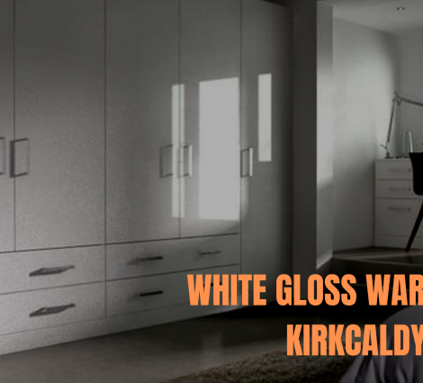 White Gloss Wardrobes Kirkcaldy