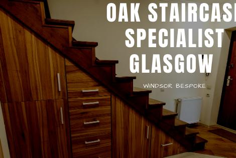 Oak Staircase Specialist Glasgow