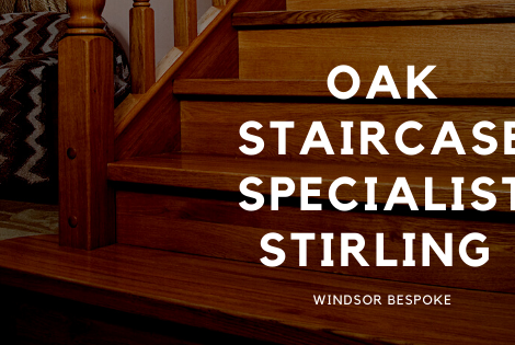 Oak Staircase Specialist Stirling