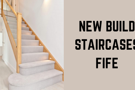 New Build Staircases Fife