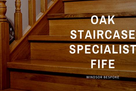 Oak Staircase Specialist Fife