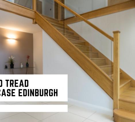 Closed Tread Staircase Edinburgh