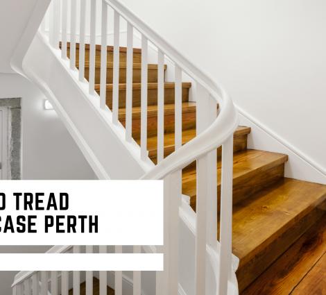Closed Tread Staircase Perth