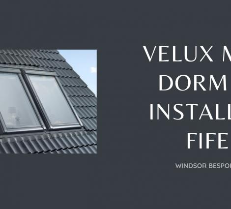 Velux Mini Dormer Installer Fife