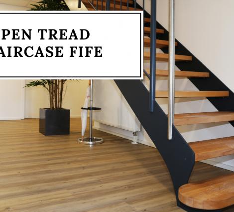 Open Tread Staircase Fife