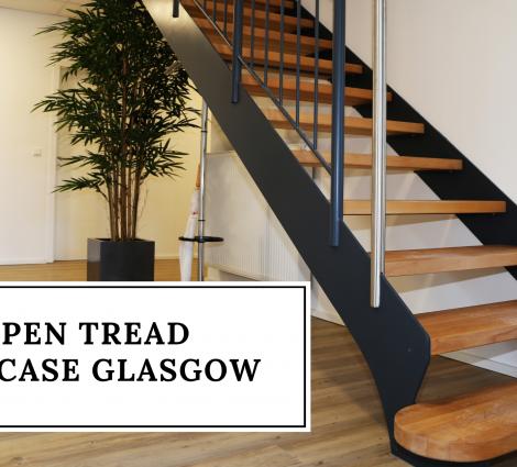 Open Tread Staircase Glasgow